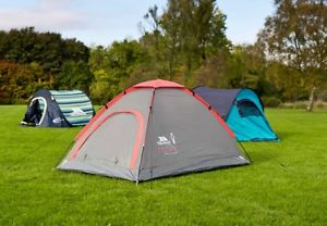 【送料無料】キャンプ用品 テントドームフェスティバルビート2trespass beatnik 2 man camping tent dome waterproof festival lightweight