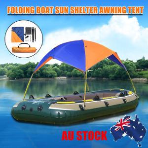 【送料無料】キャンプ用品 34 サンカバーテントサン34 person sun shelter sailboat awning cover fishing boat tent sun shade
