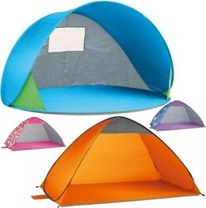 【送料無料】キャンプ用品 upf 40サンテントpop up beach tent with upf 40 sun protection camping festival shelter