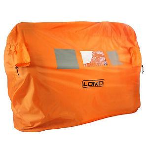【送料無料】キャンプ用品 ロモストームシェルターバッグlomo emergency storm shelter 2 3 person bothy bag