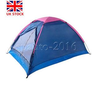 【送料無料】キャンプ用品 ポータブルハイキングフェスティバル2テントwaterproof 2 person tent carry bag camping festival hiking fishing portable uk