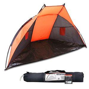 【送料無料】キャンプ用品 オレンジテントspf uvサンスクリーンブナorange beach tent spf uv garden sun canopy wind break screen beech shade shelter