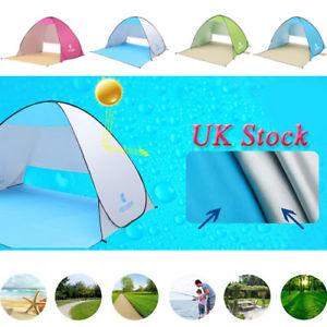 【送料無料】キャンプ用品 フェスティバルポップキャンプuvサンテントautomatic pop up beachfestivalfishingcamping uv sun protection shelter tent