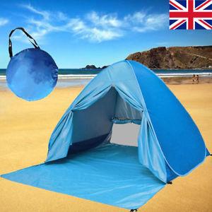 【送料無料】キャンプ用品 フェスティバルテントサンuvテントpop up beach antiuv tent camping festival fishing garden kids tent sun shelter