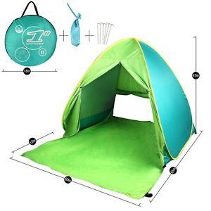 【送料無料】キャンプ用品 50uvupfテントサンポップ50 uv upf pop up holiday garden beach tent beach shade sun protection shelter
