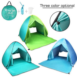 【送料無料】キャンプ用品 uv upf 50ultraテントサンポップantiuv upf 50 ultra light beach tent ,automatic pop up sun shelter umbrella