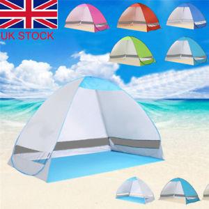 【送料無料】キャンプ用品 ポップuvサンテントfashion automatic pop up beachfishingcamping uv sun protection shelter tent uk