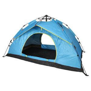 【送料無料】キャンプ用品 スプリングキャンプテント23マウントautomatic hydraulic spring mounting camping tent waterproof 23 person