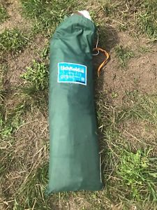 【送料無料】キャンプ用品 ヴィンテージリッチフィールドリッジテントlightly used vintage lichfield combat 2 ridge tent 12 man light weight