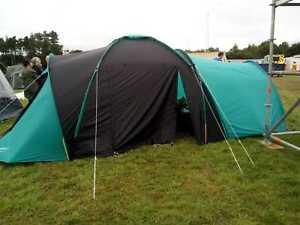 【送料無料】キャンプ用品 モンタナテントfreedomtrail montana 4 2 tent used