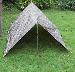【送料無料】キャンプ用品 マルチカムシェルターポンチョ mtp multicam match lightweight basha bivi shelter tarp poncho military