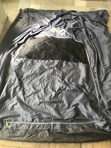 【送料無料】キャンプ用品 ギヤーサハラ6sleeping compartment bedroom for hi gear sahara 6
