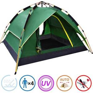 【送料無料】キャンプ用品 ハイキングテント23ポップautomatic pop up camping hiking tent 23 persons double layer waterproof instant