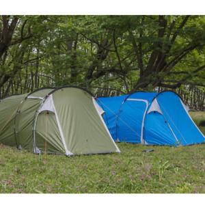 【送料無料】キャンプ用品 3 ハイキングテント3 person man camping tent family lightweight fishing double layer hiking shelter