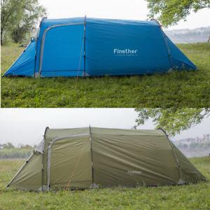 【送料無料】キャンプ用品 3 テントシャワーテントテントトンネル3 man family tent tunnel camping tent easy build instant shelter shower tent