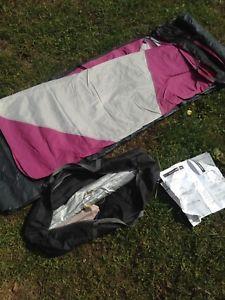 【送料無料】キャンプ用品 テントテントtent sleeps 2 , ideal festival tent , used , see pics