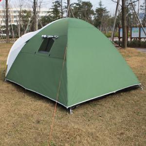 【送料無料】キャンプ用品 4 マンテントハイキングdomeeu4 personman family tent easy build fast instant hiking camping dome shelter eu