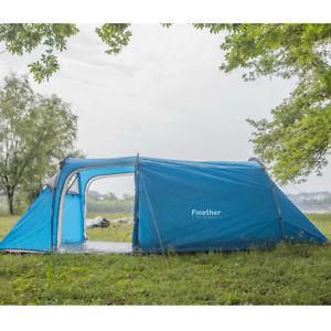 【送料無料】キャンプ用品 トンネルテントインスタントキャンプフェスティバルサンシェルター34 man family tunnel tent instant build camping festival sun shelter waterproof