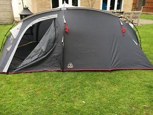 【送料無料】キャンプ用品 eurohike solway 3テント eurohike solway 3 person tent grey