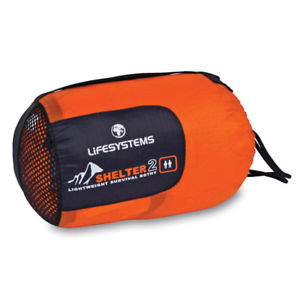 【送料無料】キャンプ用品 2 2lifesystems survival shelter 2 lightweight storm shelter for 2 person