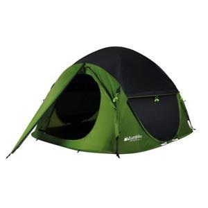 【送料無料】キャンプ用品 eurohikeポップ400ds 4テントグリーンeurohike pop 400 ds 4 person tent green