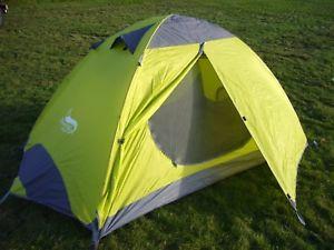 【送料無料】キャンプ用品 2テントバックパッキングテントキャンプテント3シーズン235kg