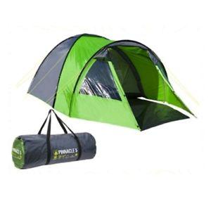 【送料無料】キャンプ用品 5ドームテントbrand pinnacle 5 man dome tent
