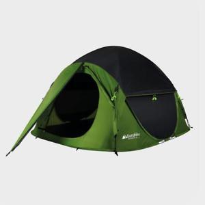 【送料無料】キャンプ用品 eurohike1400dsテントサイズポップeurohike pop 400 ds tent green one size