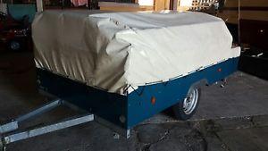 【送料無料】キャンプ用品 racletジャスミントレーラーテントカバーraclet jasmin trailer tent waterproof transit cover