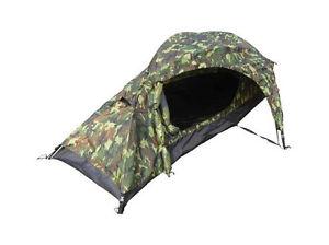 【送料無料】キャンプ用品 1ウッドランドcamoテント 1カモフラージュキットone man woodland camo tent 1 berth military army camouflage camping kit