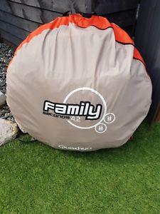 【送料無料】キャンプ用品 4 テント4 man tent