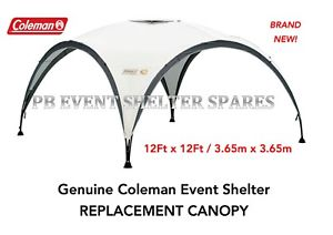 【送料無料】キャンプ用品 コールマンイベント365m12フィートsparecanopyカバーbrand coleman event shelter 365m 12ft spare replacement canopy cover brand