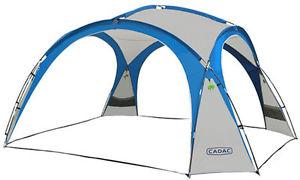 【送料無料】キャンプ用品 アクティビティキャンプcadac large amp; lightweight activity camping shelter