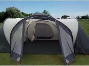 【送料無料】キャンプ用品 テントeurohike ullswater 6 berth person tent hardly used