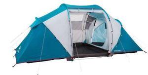 【送料無料】キャンプ用品 quechua arpenaz 42family camping tent4マンquechua arpenaz 42 family camping tent 4 man