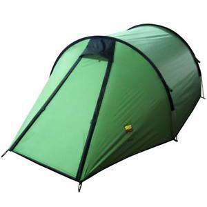 【送料無料】キャンプ用品 wild country hoolie 21テントサイズwild country hoolie 2 man technical tent green one size