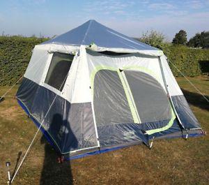 【送料無料】キャンプ用品 coleman 10マンinstant cabin tentcoleman 10 man instant cabin tent