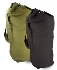 【送料無料】キャンプ用品 150ポンドキャンバス16ベースcanvas storage kit bag highlander military army kit bag 16 base heavy duty 150l
