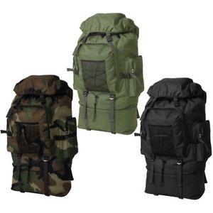 【送料無料】キャンプ用品 バッグxxl100ポンドバックパックリュックサックハイキング