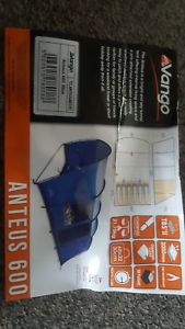 【送料無料】キャンプ用品 vango anteus 600 6テントvango anteus 600 6 man tent with awning brand unopened