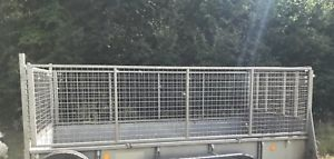 【送料無料】キャンプ用品 アイヴォーウィリアムズgd105メッシュキットトレーラーivor williams gd105 mesh side kit trailer