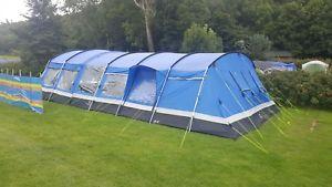 【送料無料】キャンプ用品 フロンティア8ギヤーオアシス8テントhi gear oasis 8 tent with frontier 8 porch