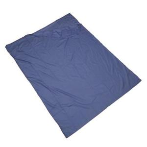 【送料無料】キャンプ用品 eurohike polycottonライナー ダブルeurohike polycotton sleeping bag liner double navy