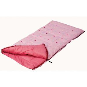 【送料無料】キャンプ用品 sunncampピンクsunncamp pink dotty sleeping bag
