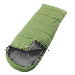 【送料無料】キャンプ用品 キャンピオンジュニア  outwell campion junior rectangular shaped sleeping bag green