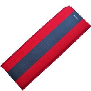 【送料無料】キャンプ用品 キャンプロールマットキャンプベッドマットレスdouble selfinflating camping roll mat camp bed inflatable sleeping mattress