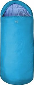 【送料無料】キャンプ用品 sleephavenxlシステム sleephaven xl azure adult sleeping bag system by highlander