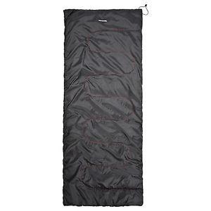 【送料無料】キャンプ用品 hollowfibre 3trespass envelop hollowfibre 3 season single sleeping bag for travel camping