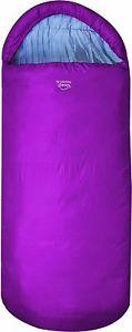 【送料無料】キャンプ用品 ハイランダーグレープバッグシステムhighlander sleephaven xl grape adult sleeping bag system