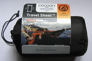 【送料無料】キャンプ用品 listingcocoon thermoliteシートブラウン listingcocoon thermolite travel sheet glow brown